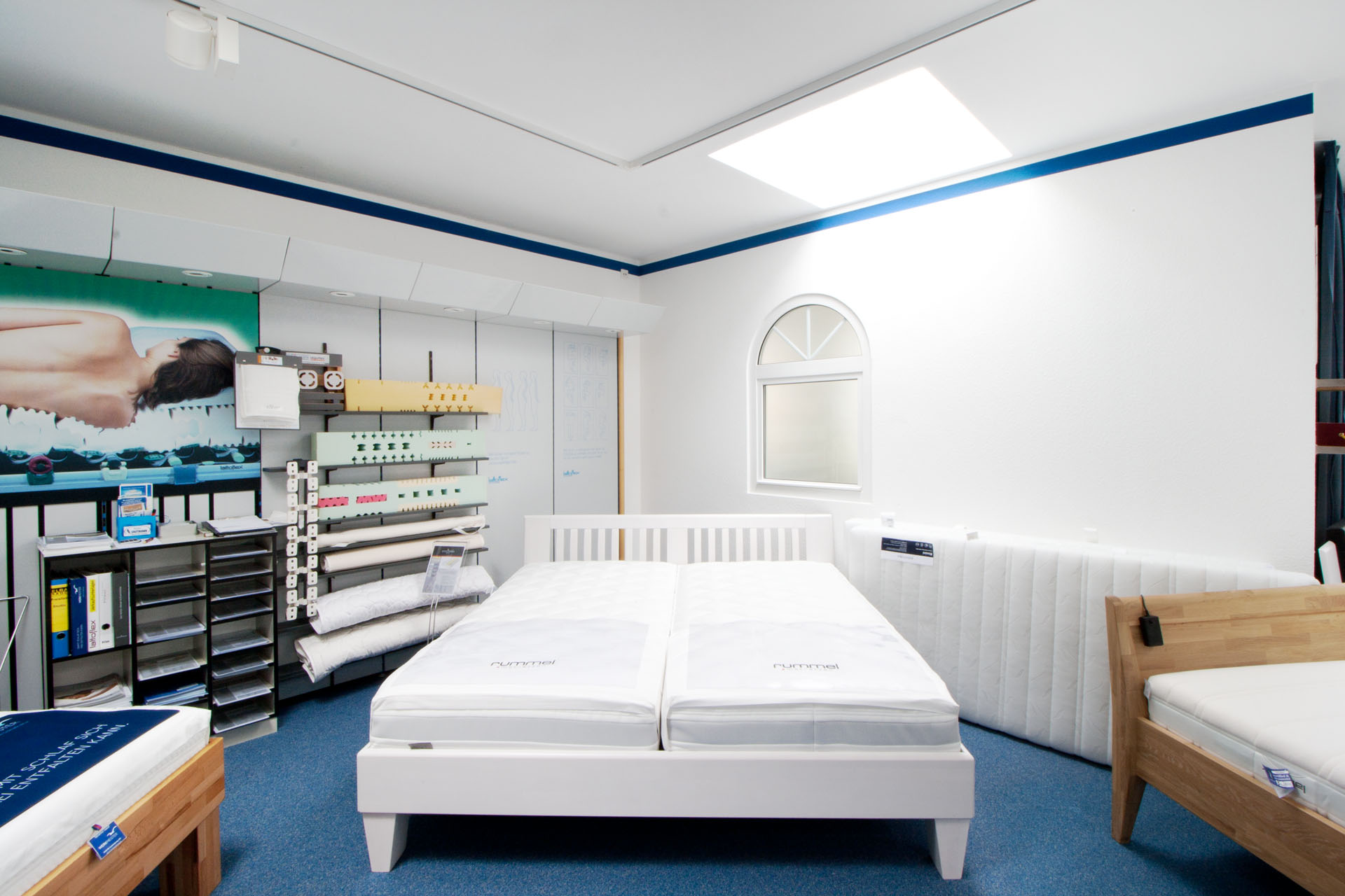 matratzen betten sautmann. Black Bedroom Furniture Sets. Home Design Ideas